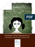 Report Save Syrian Schools English Web