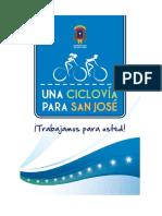 Ficha Tecnica Ciclovia 2013