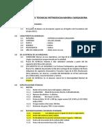 ESPECIFICACIONES TECNICAS DE EQUIPO