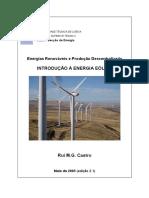 Energia eólico