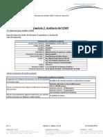 Capítulo 2. Auditoria Del CEMS