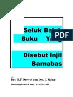 22234867 Seluk Beluk Buku Yang Disebut Injil Barnabas