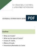 General Supervision Seminar , 2018