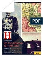 Breve historia de Irán contemporáneo
