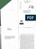 13 - CEPAL 2002 - Globalizacion y Desarrollo (26 Copias)