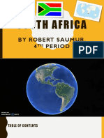 181204 south africa project - robert saumur
