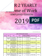 y2 Simplified English Yearly Sow 2019(1)