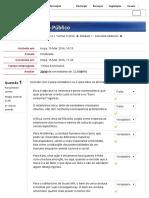 Exercicio-Avaliativo-1 (Scribd) ENAP - Ética e Serviço Público