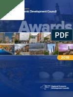 2018 REDC Award Booklet