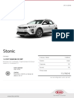 Kia Configurator Stonic Concept 20181107
