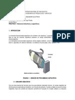 PRACTICA 3 Sensores Inductivos y Capacitivos.