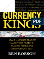 Currency Kings by Ben Robson