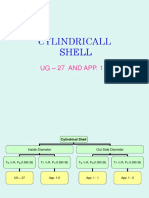 Cylindrical Shell