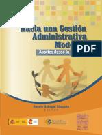 Gestion Administrativa moderna