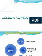 Final Negotiable Instrument Act