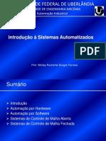 1. Introdução à Sistemas Automatizados