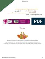 Borlas - Tejiendo Perú