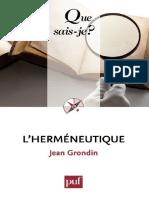 Jean-Grondin-L`hermeneutique-Presses Universitaires de France (2008).pdf