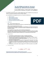 Formulas Para El Calculo de Cuentas de Ahorros Ahorro Plazo Fijo Ahorro CTS Actualizado