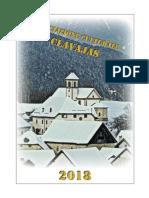 Calendario di Clavais 2018