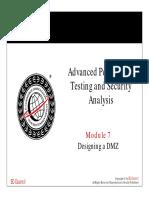 ECSAv4 Module 07 Designing a DMZ-copy