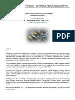 9. Kreativno Programiranje Arduino