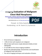 Chest Wall Neoplasms