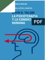 Irvin D. Yalom_ La Psicoterapia y La Condicion Humana Raphies) (Spanish Edition) - Ruthellen Josselson. Ph.D