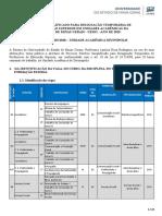 UEMG - Processo Seletivo Divinópolis