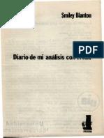 Blanton Smiley - Diario de mi analisis con Freud.pdf