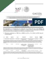 Gaceta Ecologica 22-13