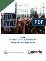 Dossier ALC GEMRIP Completo