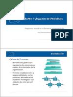 Mapeo y Análisis de Proceso