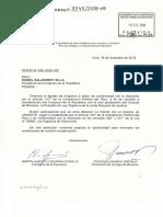 Ejecutivo envía al Congreso proyecto de ley orgánica de JNJ