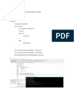 programa 018 C++