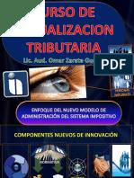 Curso de Actualizacion Tributaria.