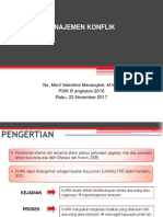 Manajemen Konflik_psik b 2017