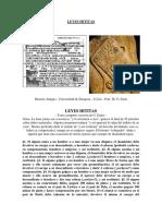 Hatty - Leyes Hititas.pdf