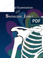Shoulder Joint examination