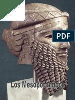 Jean Claude Margueron - Los Mesopotamicos (Incompleto)