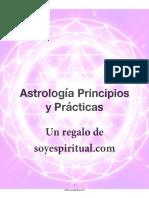 Astrologia Principios y Practicas Soy espiritual