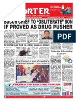 Bikol Reporter December 16 - 22, 2018 Issue