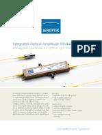 Amplitude Modulators