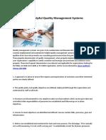 4 curso ISO 90012015