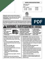 SLDVT Direct Vent Fireplaces Manual