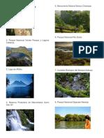 Areas Protegidas de Guatemala Imagen