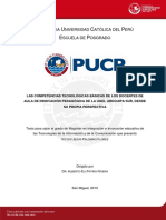Palomino Flores, Víctor - Las competencias TIC.pdf