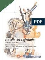 G. Donizetti - La Hija Del Regimiento