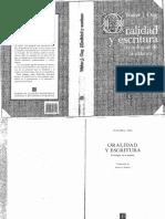 Walter J. Ong (Traducción de Angélica Schep) - Oralidad y escritura_ Tecnologías de la palabra (2006, Fondo de Cultura Económica).pdf