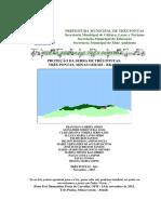 Proteção da Serra de Três Pontas, Três Pontas, Minas Gerais - Brasil